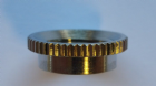 Deep Thread Round Nut for Switchcraft Toggle Switches Gold EP-4923-002